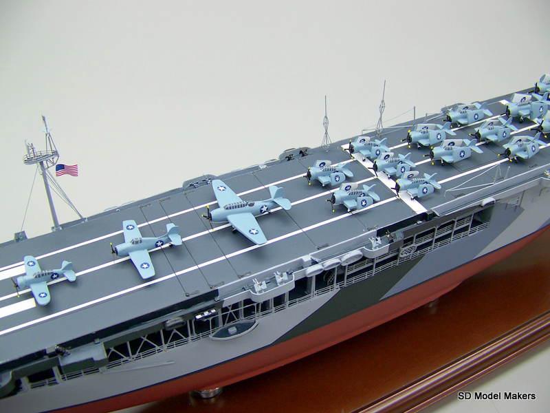 SD Model Makers > Naval Warship Models > Escort Carrier Models