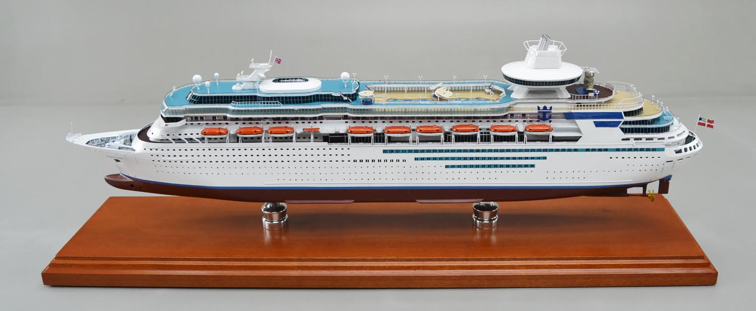 SD Model Makers > Ocean Liner & Cruise Ship Models > Made To