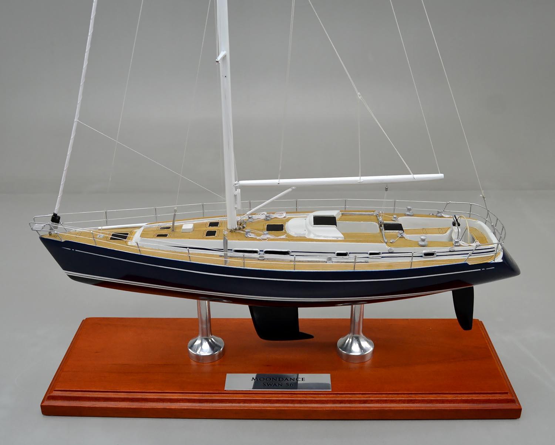 SD Model Makers > Custom Power & Sail Boat Models > Custom