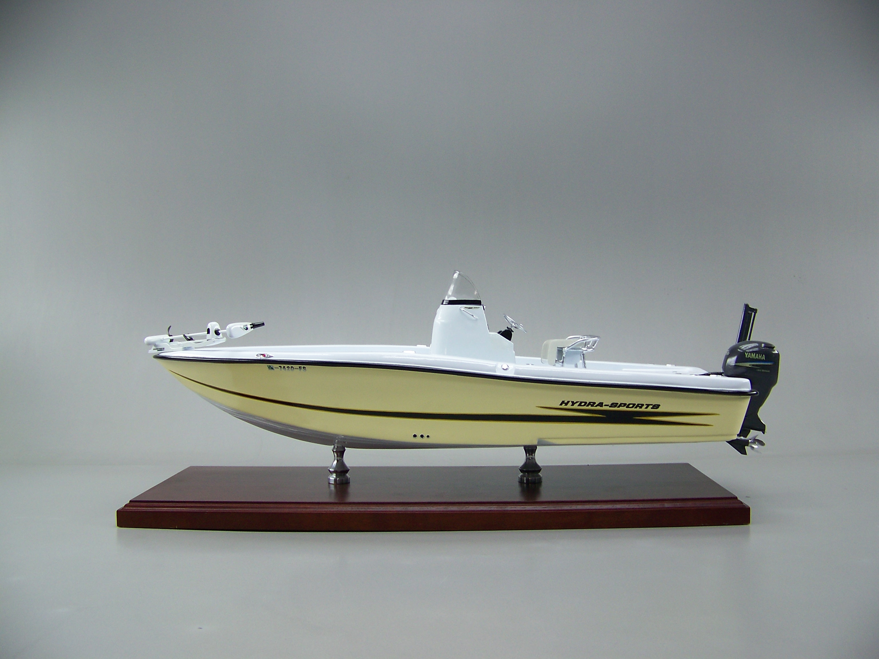 SD Model Makers > Custom Power & Sail Boat Models