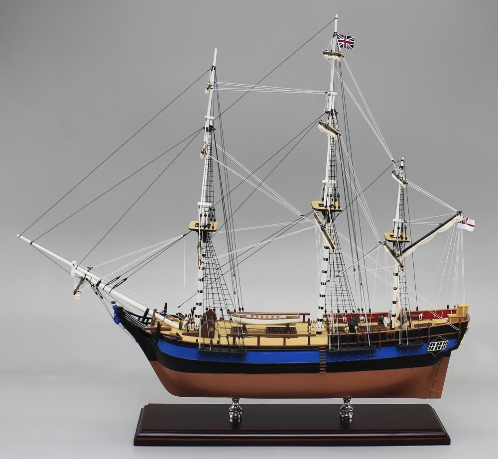 Sd Model Makers Tall Ship Models Hms Bounty Models