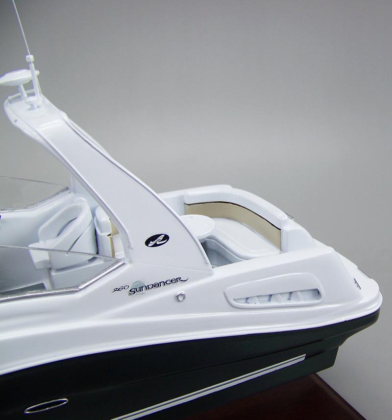 SD Model Makers > Sea Ray Owners > Sea Ray Sundancer 260