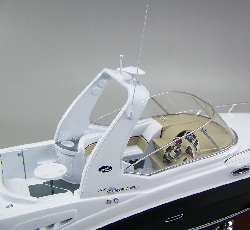 SD Model Makers > Sea Ray Owners > Sea Ray Sundancer 260 - 18 Inch Model