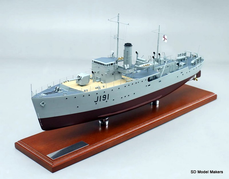 SD Model Makers > Mine Warfare Models > Bathurst Class