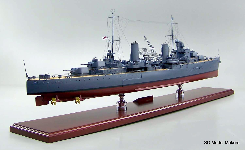 Sd Model Makers  U0026gt  Cruiser Models  U0026gt  Leander Class Cruiser