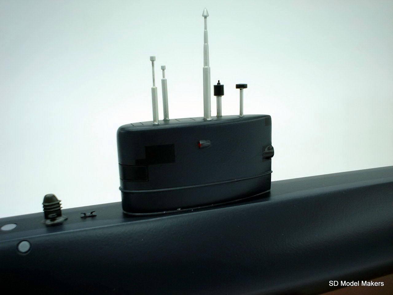 Trafalgar Class Submarine Models