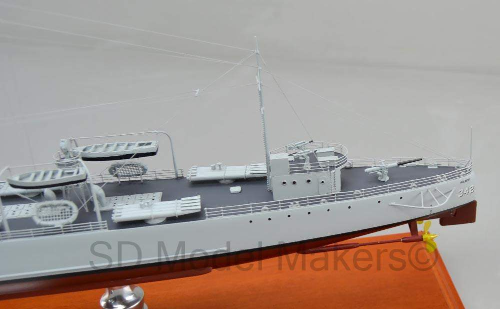 Clemson Class Destroyer Models