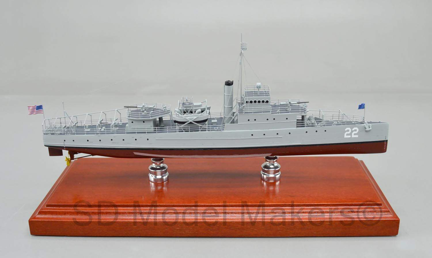 SD Model Makers > Patrol and PT Boat Models > Eagle Class ...
