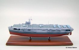 Bogue Class Escort Carrier Models