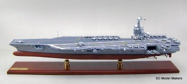 Ford Class Aircraft Carrier Models