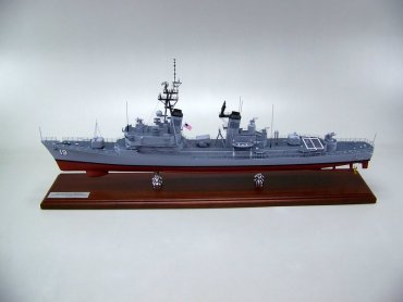 Charles F Adams Class Destroyer Models
