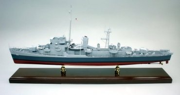 Buckley Class Destroyer Escort  Models