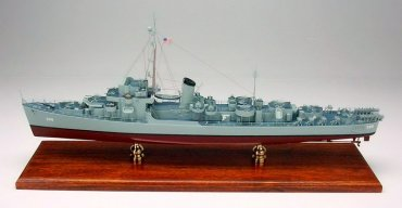 Edsall Class Destroyer Escort Models
