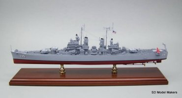 Baltimore Class Heavy Cruiser Models