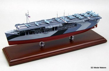 Sangamon Class Escort Carrier Models