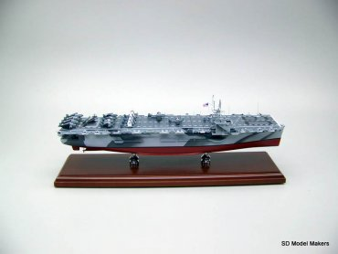 Casablanca Class Escort Carrier Models