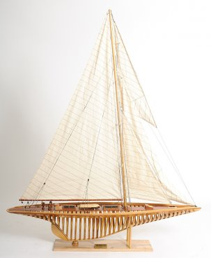 Shamrock Open Hull Model - In Stock