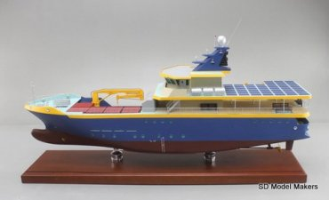 "Workboat (44.32 Meters) - 35"" Model"