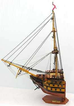 HMS Victory Bow Section - In Stock