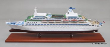 MS Pacific Princess (The Love Boat) Models