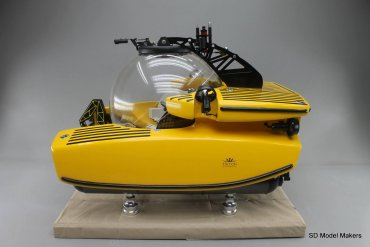 Personal Submarine Replica Model
