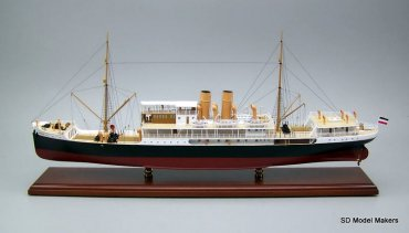 Steam Cargo Ship - 24 Inch Model