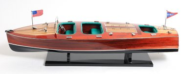 Chris Craft Triple Cockpit Painted - In Stock