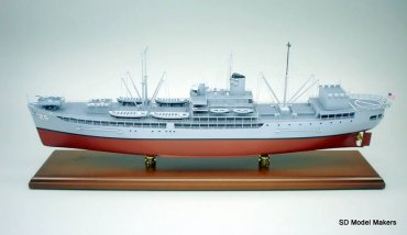 Destroyer Tender (AD) Models