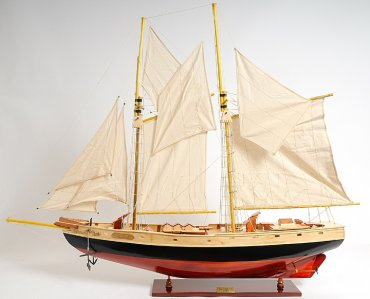 Bluenose II Model - In Stock