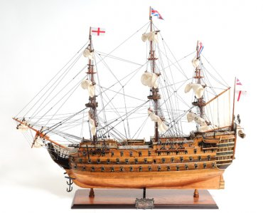 HMS Victory Copper Bottom -Large - In Stock
