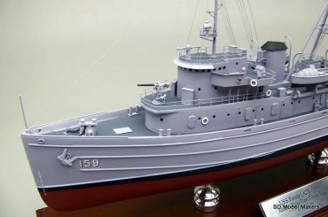 Fleet Ocean Tug (ATF) Models