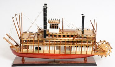 River Steam Boat  - In Stock