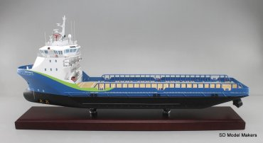 "Platform Supply Vessel - 42"" Model"