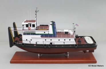 Pushboat Model - 25.5 inch model