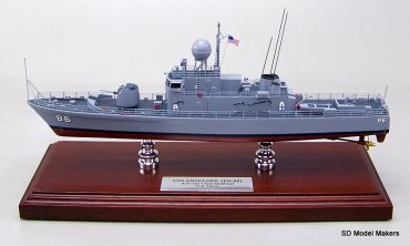 Patrol Gunboat (PG) Models