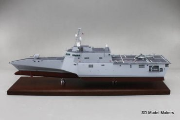 Independence Class Littoral Combat Ship Models