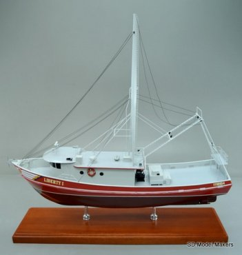 Shrimp Boat- 30 inch model