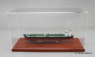 Crude Oil Tanker - 12 Inch Model