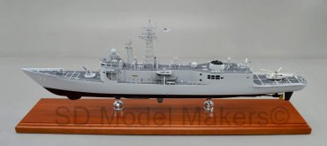 Adelaide Class Frigate Models
