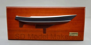 SD Model Makers > Custom Power & Sail Boat Models > Half