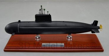 Upholder Victoria Class Submarine Models