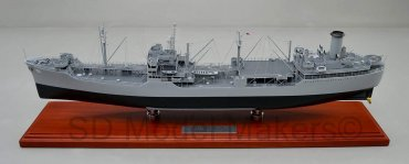 Escambia Class Replenishment Oiler Models