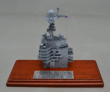 Carrier Island Model - NEW PRODUCT
