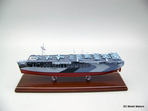Long Island Class Escort Carrier Models
