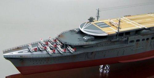 Japanese Aircraft Carrier Models