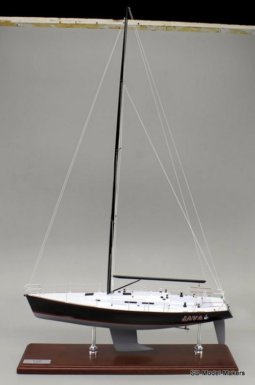sd model makers custom sailboat models j 130 24 inch model model makers custom sailboat models