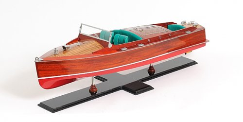 Chris Craft Runabout Painted - In Stock