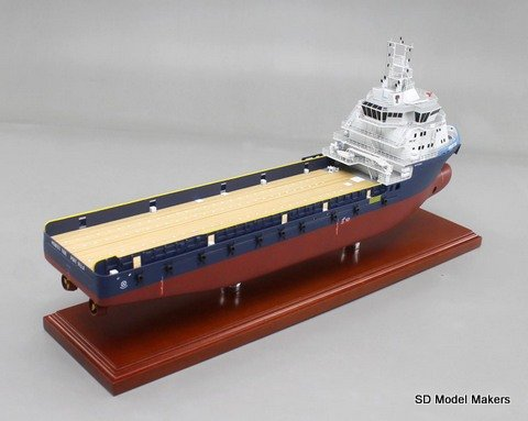 Anchor Handling Tug/Supply (AHTS) Vessel - 24 Inch Model