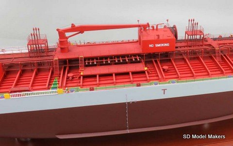 Chemical Tanker - 48 Inch Model