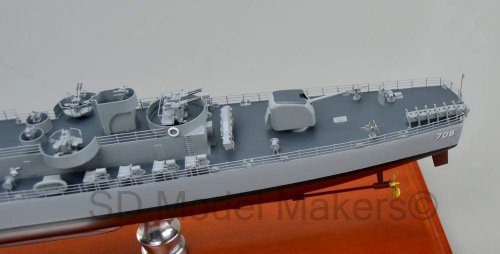 Rudderow Class Destroyer Escort  Models